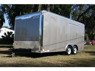 Haulmark - Enclosed Car Trailer - Edge Series - 8.5