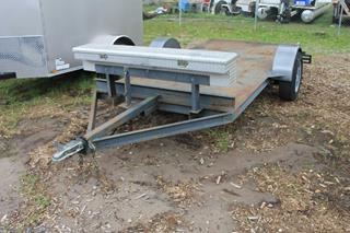 Used Open Trailer for Sale