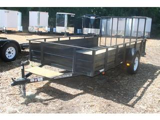 Used Open Trailer-