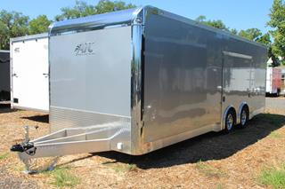 ATC Car Hauler with Premium Escape Door