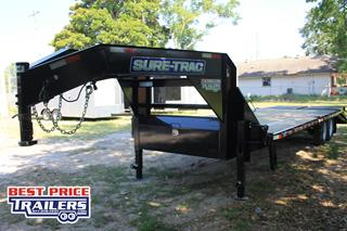 Gooseneck Equipment Trailer