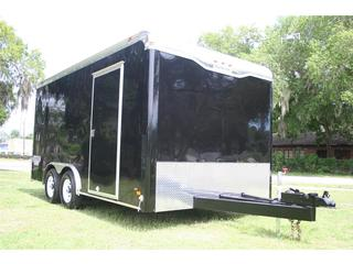 Haulmark Trailers - Enclosed Car Trailer - Edge Classic
