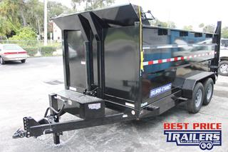 Sure Trac Dump Trailer with Tarp Assembly