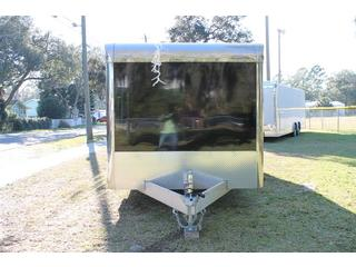 24ft ATC Aluminum car trailer