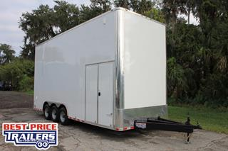 Stacker Trailer with Loft