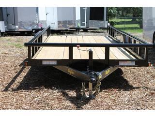 big tex landscape trailer