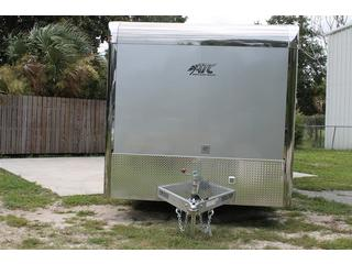 ATC 8.5x24 Enclosed Car Hauler