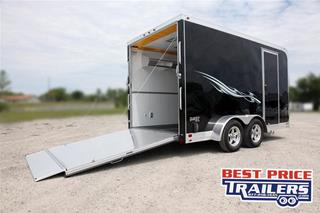 trailer for sale ATC Aluminum Motorcycle Trailer For Sale