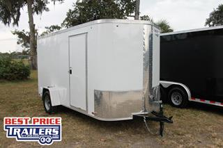 Arising Cargo Trailer with Double Rear Doors