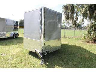 Cargo Mate 7x12 Motorcycle Trailer