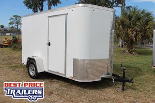 Arising Cargo Trailer with Side Vents