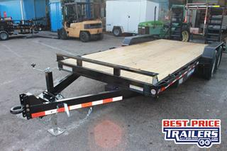 Sure Trac Implement Trailer