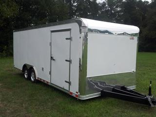 trailer for sale Cargo Mate 22ft Car Trailer For Sale