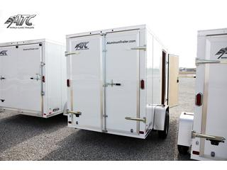 6x10 ATC Enclosed Cargo Trailer