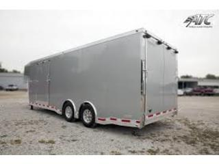 8.5x24 ATC Quest Car Trailer
