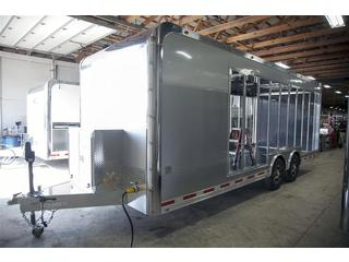 trailer for sale 24ft ATC Quest Clear Display Car Trailer