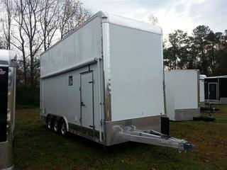 trailer for sale 22ft Stacker Car Trailer  Pre Owned