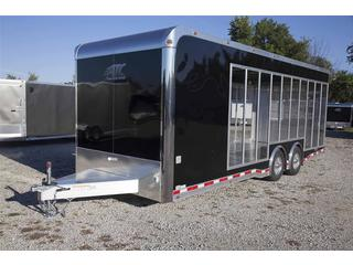 ATC Quest 8.5x24 Clear Car Trailer