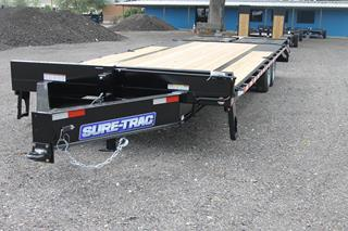 Deck Over Equipment Trailer