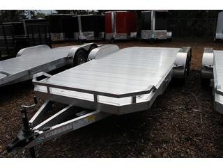 Cargo Mate 7x18 Open Car Trailer