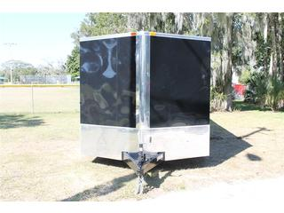 Enclosed Car Trailer 8.5x24