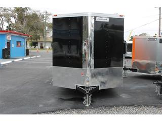 Haulmark 7x16 Enclosed Motorcycle Trailer