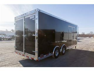 8.5x30 ATC Enclosed Gooseneck Car Trailer