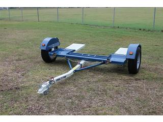 Extra Wide Stehl Tow Dolly