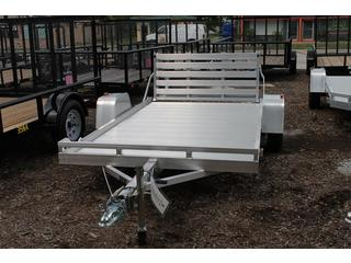 Aluma 6810 LW BT Open Utility Trailer