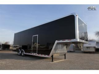 Enclosed Aluminum Car Trailer 8.5x36