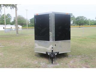 Enclosed Cargo Trailer 6x12 Bendron Titan Stock 028888