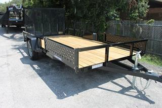 ATV Trailer with Ramps