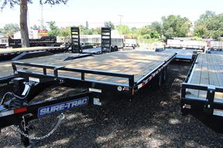 Deckover Equipment Trailer