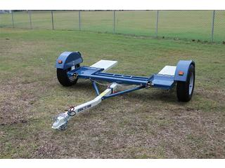 Open Tow Dolly