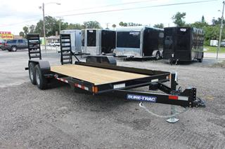 Skid Steer Trailer