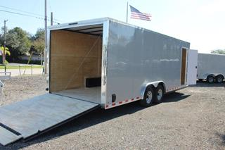 Car Trailer with 5200lb Axles