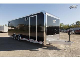 24 ft ATC Aluminum Car Trailer