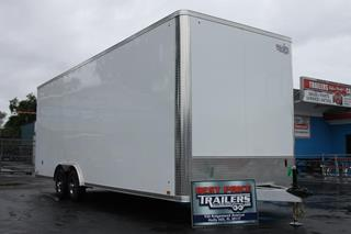 Custom Aluminum Trailer