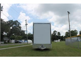 24 Foot Aluminum Stacker Trailer