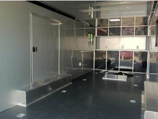 Aluminum Enclosed Car Trailer