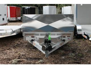Aluminum Car Trailer