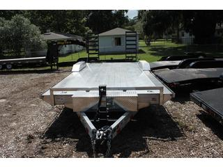 Aluminum Equipment Trailer