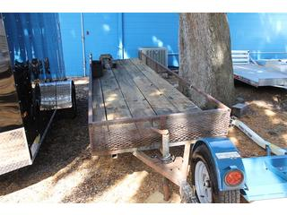 Homemade Pipe Trailer