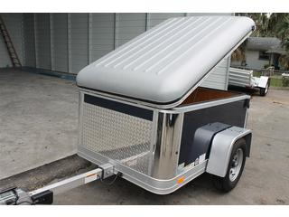 Flex Series Cargo Trailer