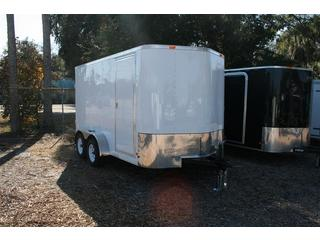 trailer for sale 2011 Look Enclosed T/A Cargo Trailer