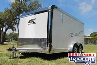 All Aluminum Motorcycle Trailer