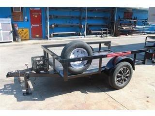 Pre-Owned Utility Trailer