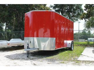 Pre-Owned Pace Journey Motorcycle Trailer