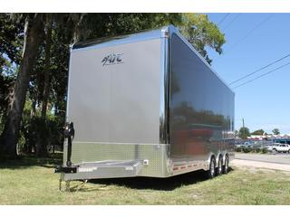 2015 ATC Quest Aluminum Car Hauler