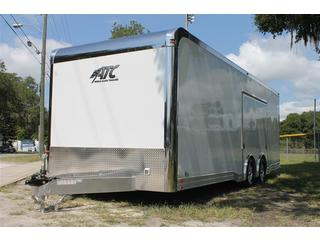 8.5x24 2016 ATC Quest Aluminum Car Trailer